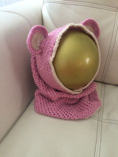 Gorrito a crochet!