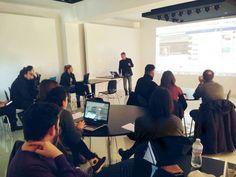 """Giornata di formazione per tutto il team di Pisa Attiva, che si sposta a Livorno per partecipare al corso """"La cassetta degli attrezzi dei social network"""" tenuto da @UmbertoMacchi. Ne vedremo delle belle :) #Pisa #Social #SocialNetwork #SocialMediaMarketing #formazione"""