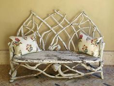 Garden furniture, gothic, natural and wonderful
