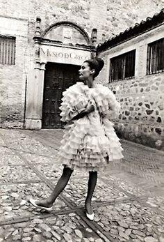 Nina Ricci, 1960's.