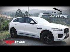Nice Jaguar 2017: Avaliação Jaguar F-Pace R Sport | Canal Top Speed - YouTube... Check more at http://24cars.top/2017/jaguar-2017-avaliacao-jaguar-f-pace-r-sport-canal-top-speed-youtube/