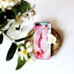 #case #watercolor #icon Pastelowe etui na telefon