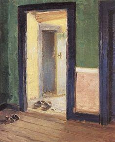 Danish Artist Anna Ancher 1859-1935
