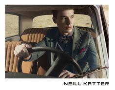 Neill Katter Autumn-Winter 2012-2013 Campaign