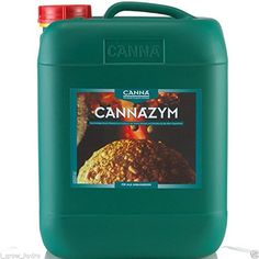 USA Warehouse CANNA Cannazym 10 Liter 10L Enzyme Additive Nutrient Hydroponic PT HF9831754364707 >>> Click image to review more details.