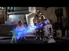 Holographic Tupac Crashes 'Star Wars' [VIDEO]