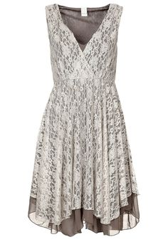 Love this lacy summer dress. Cheap and cheerful.
