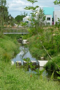 30-Ford-and-footbridge-over-the-reopened-brook « Landscape Architecture Works | Landezine