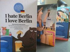 Book <I hate Berlin, I love Berlin> www.sunkyongkim.com