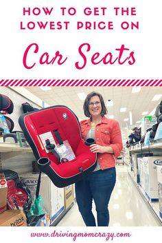 Choosing the best car seat AND finding the lowest price can seem overwhelming. Whether you're pregnant, have a newborn, or are looking to upgrade, you can find useful tips and hacks here. Get the inside scoop on finding car seat sales and how to ensure Happy Mom, Happy Kids, Car Seat Guidelines, Best Car Seats, Breastfeeding Help, Baby On A Budget, Baby Swings, Parenting Toddlers, Newborn Care