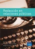 redaccion en relaciones publicas-josep fernandez cavia-asuncion huertas roig-9788483224953