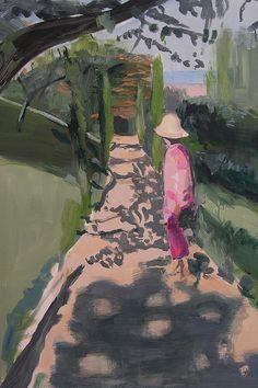 l'été ~ by Olivier Rouault--- beautiful color...