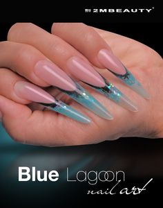 2mbeauty extreme nails with coctails