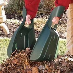 Leaf Rake Hands - Improvements by Improvements. $12.99. Made of heavy-duty plastic, the Leaf Rake Hands can be washed clean with your hose. Leaf Rake Hands combine a large scoop design with rake teeth for faster yard cleanup. Forearm supports help you use the strength of your arms, not just your hands, for lifting. Leaf Rake Hands combine a large scoop design with rake teeth for faster yard cleanup. Forearm supports help you use the strength of your arms, not ju...