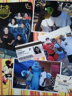 Disney Adventure