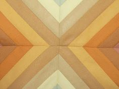 There are 42 Xs in Joseph's Coat Quilt. Follow the construction at http://quiltsb.blogspot.com/