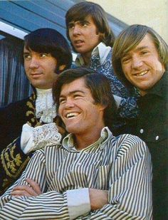 The Monkees? Nathaniel could have been the fifth member of the band.