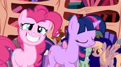 Boring (My Little Pony: Friendship is Magic Season 1, Episode #1: Friendship is Magic Part 1)