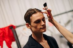 Le 21ème / Backstage at Robert Geller, Spring/Summer 2016 | New York City  // #Fashion, #FashionBlog, #FashionBlogger, #Ootd, #OutfitOfTheDay, #StreetStyle, #Style