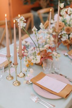 The Lost Orangery, Oxfordshire - Holly Clark Photography Floral Wedding, Fall Wedding, Wedding Colors, Diy Wedding, Wedding Flowers, Modern Wedding Reception, Orange And Pink Wedding, Blue Orange Weddings, Art Floral Japonais