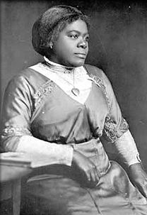 Mary McLeod Bethune - Revolutionary educator.