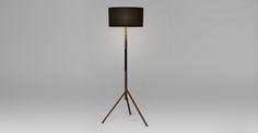 Stilt Black Floor Lamp - Lighting - Article | Modern, Mid-Century and Scandinavian Furniture