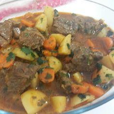 Receita de Picadinho de carne com batata e cenoura - fácil. Enviada por Rita Gonçalves Gabriel e demora apenas 40 minutos.