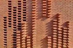 Casa jardín de ladrillo - Noticias de Arquitectura - Buscador de Arquitectura
