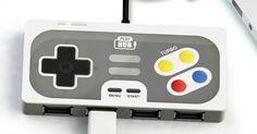 [TOPITRUC] Un hub USB manette de NES (enfin presque)
