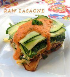 Meal planning monday ? raw lasagna cuteness!      love