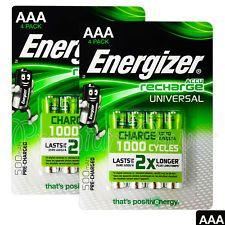 Aa8 Aa Energizer Universal Rechargeable Nimh Batteries Exp 2021 8 Pack 2000mah Energizer Nimh Nimh Battery