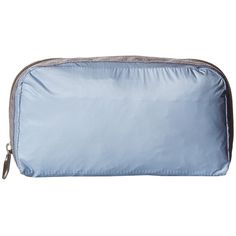 LeSportsac Essential Cosmetic Case (Rain Dance) Cosmetic Case ($23) ❤ liked on Polyvore featuring beauty products, beauty accessories, bags & cases, wash bag, purse makeup bag, make up bag, cosmetic purse and travel bag