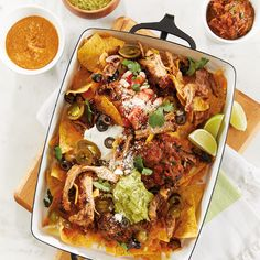 Love nachos? Pulled Pork? Football? Save this amazing recipe for the big game or make it this weekend (or every weekend). We promise, you won't be disappointed.