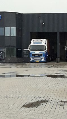 Volvo de Groot transsport