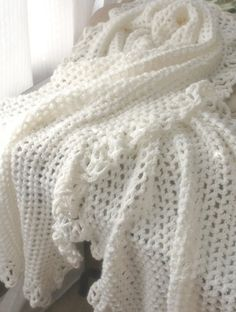 Throw...Soft, Warm, and Cozy