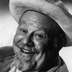 Burl Ives - what a smile!