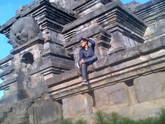 When i hanged out from my psg in vedc malang - AT - Candi Singosari