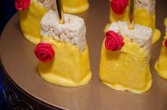 Belle / Beauty and the Beast Birthday Party Ideas | Photo 1 of 47