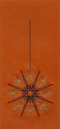 haft matematyczny - Christmas/ Boże Narodzenie