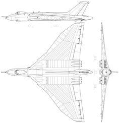 File:Avro Vulcan B Mk 2.svg