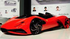 Ferrari F80 concept                                                                                                                                                                                 Plus