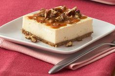 This is awesome I make this all the time. You do not have to put the caramel and pecans on it. Soo Yummy PHILADELPHIA Caramel-Pecan Cheesecake recipe