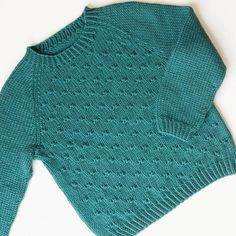 Little Heath, This is a child sized version of my Heath pullover. Knit at a smaller gauge than the original design to better suit smaller sizes. Kids Knitting Patterns, Baby Sweater Knitting Pattern, Baby Sweater Patterns, Crochet Baby Cardigan, Christmas Knitting Patterns, Knitting For Kids, Diy Crafts Knitting, Baby Sweaters, Ravelry