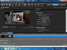 Proshow 5 Sound Adding Narration Traccia Musicale + Voce Narrata in un Video - YouTube
