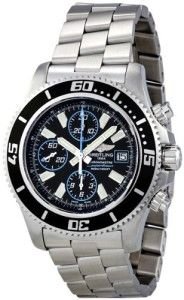Breitling Men's A1334102/BA83 Fixed Chronograph Watch