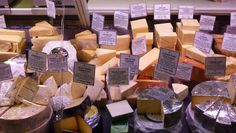 Dart's Farm Cheese Selection Exeter, Best Places To Eat, Devon, Cheese, Holiday, Food, Vacations, Essen, Holidays