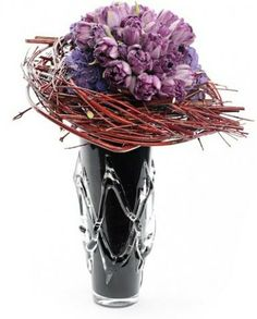 Twisted - Arrangements - Los Angeles Florist tic-tock Couture Florals | Voted Best Florist in Los Angeles