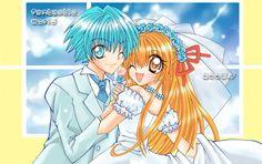 Save Me Lollipop!: Zero and Nina's Wedding day?! by DinaNicoleA123