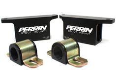 Perrin Stout Mounts Sway Bar Mounts 22mm Subaru WRX 02-07/STI 04-07