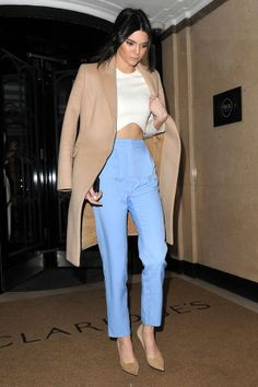 30 great looks from Kendall Jenner.